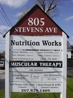 Nutrition Works Sign